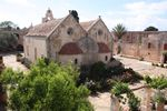 The Arkadi Monastery on Crete